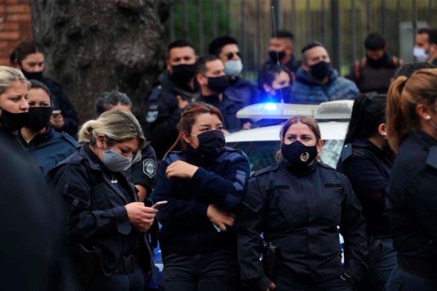 """Diputados radicales califican de """"inaceptable"""" a la protesta policial en Olivos"""
