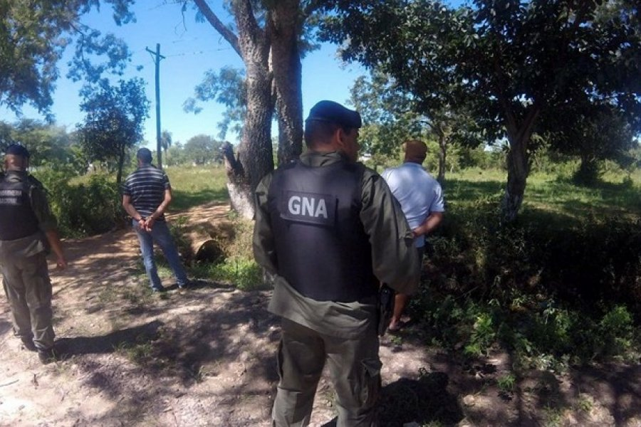 Causa Sapucay: Confirmaron que en la mayoría de los allanamientos no se incautó droga
