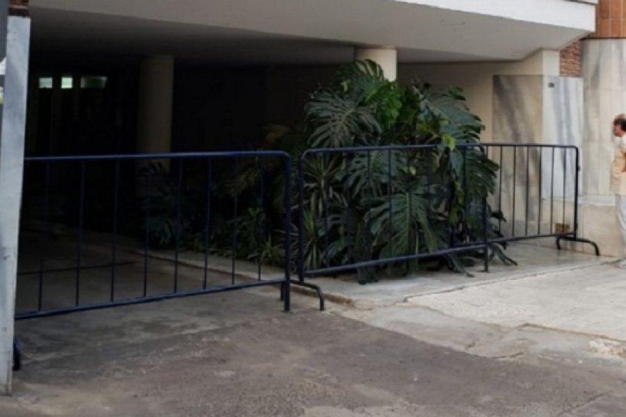 Pleno centro: Aíslan otro edificio por posible caso de Coronavirus