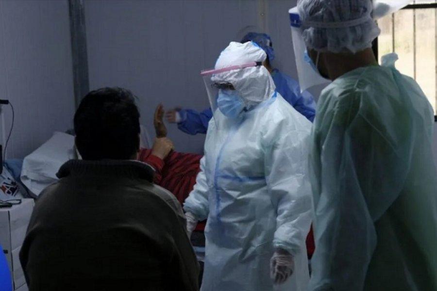 Confirman 55 nuevas muertes y ya son 10.713 los fallecidos por coronavirus en el país