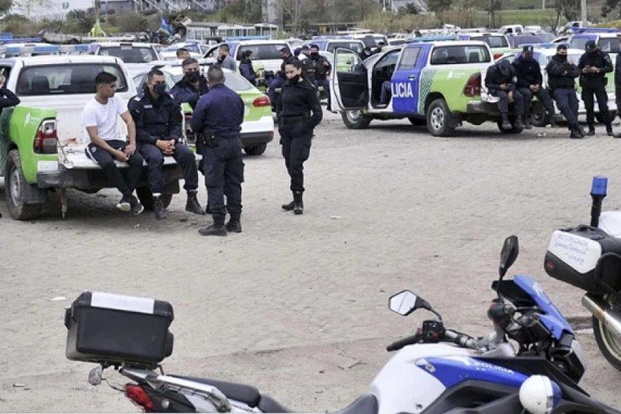 Provincia: El salario mínimo de la Policía Bonaerense será de $44.000