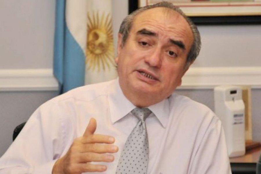Julio Sotelo se despidió por Facebook como Interventor del PJ