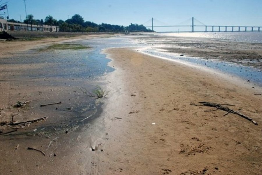 Anticipan un panorama complicado para el río Paraná en los próximos meses