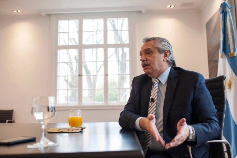 Coparticipación: los gobernadores justicialistas respaldaron a Alberto Fernández