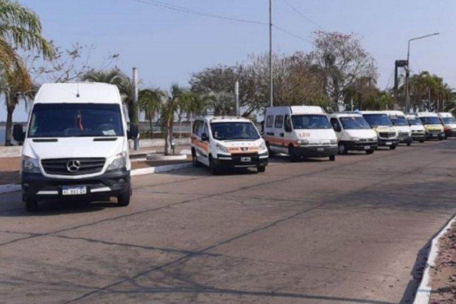 Transporte escolar: Reclaman depósito de ayuda destinada al sector