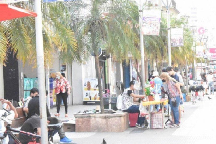 Peatonal Junín: Comercios podrían volver a sus horarios normales por la baja venta