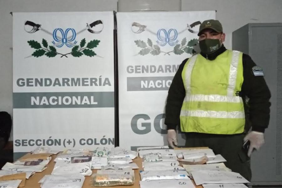 Entre Ríos: Decomisan más de 2 millones de pesos en dos procedimientos