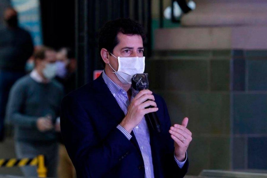 """Wado de Pedro: """"Propiciamos un diálogo sincero y sin picardías"""""""