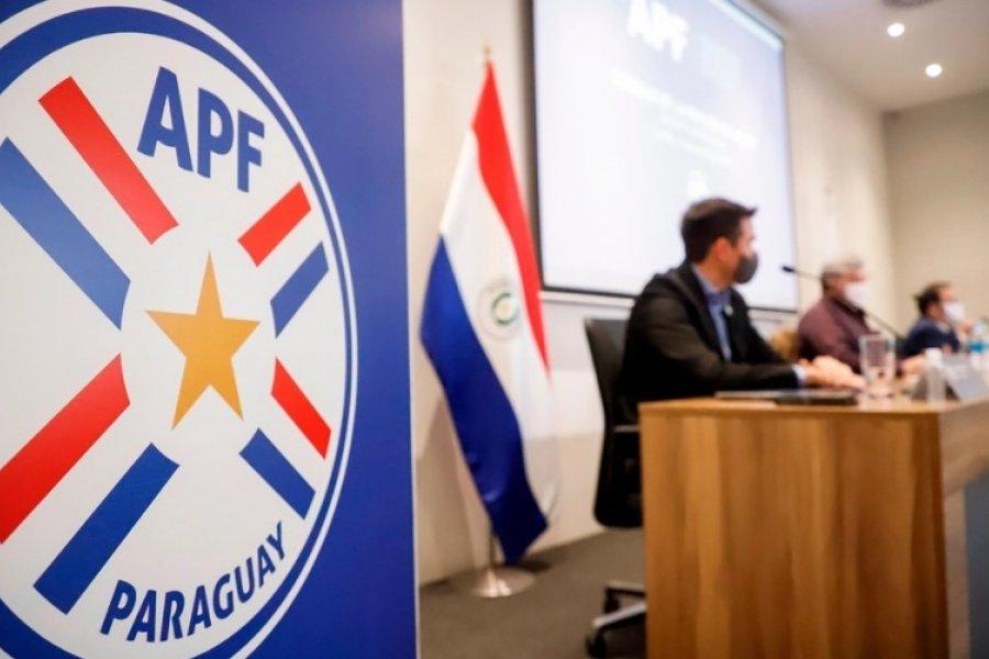 Nacional de Paraguay tiene 17 futbolistas con covid-19