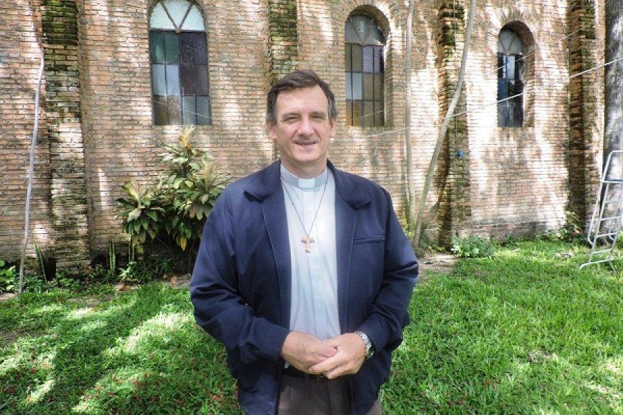 Monseñor Canecin: Un modo concreto de ayudar en tiempos de pandemia