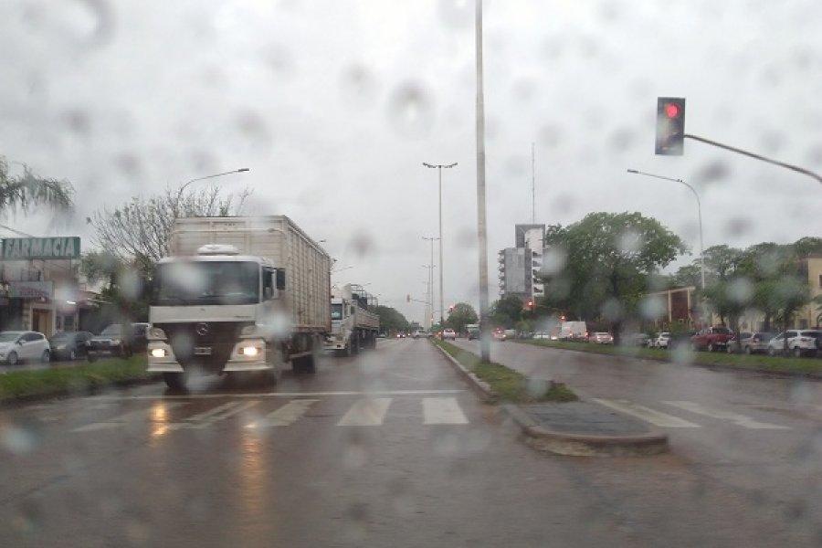 Corrientes: Se espera un fin de semana con tormentas fuertes