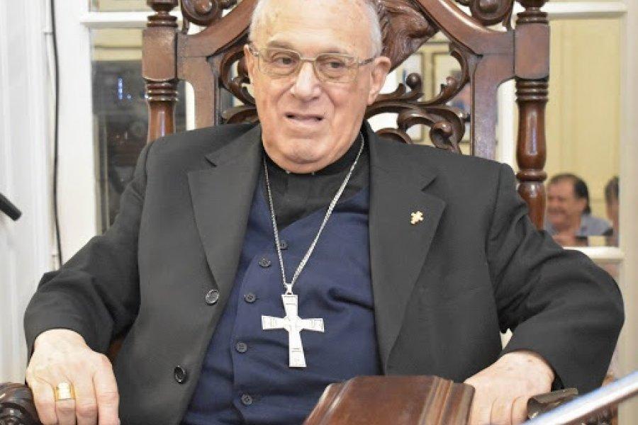 Mons. Castagna: El motivo impulsor del perdón es el amor