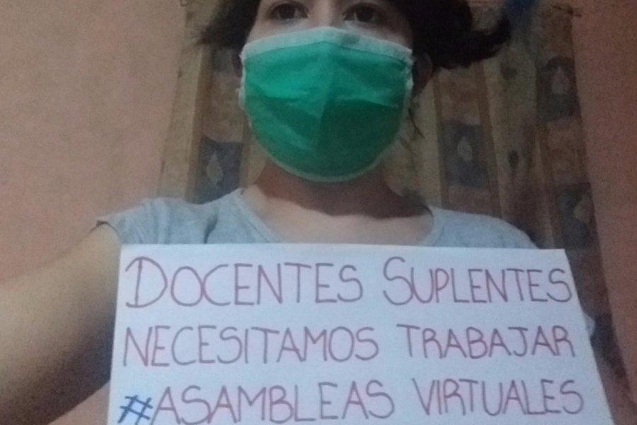 Desesperante situación de los docentes suplentes correntinos