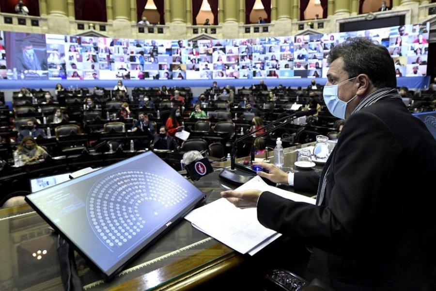 Diputados avanzará este martes con el debate del proyecto de Aporte Solidario