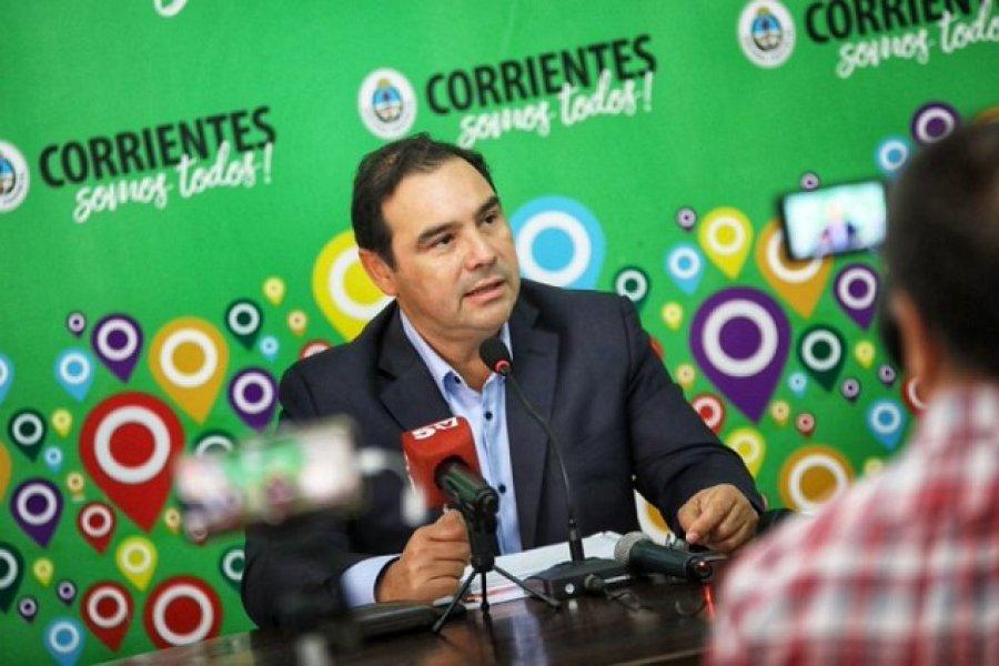 Pandemia: Valdés anunciará las nuevas medidas para Corrientes