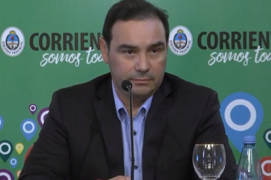 Corrientes: Valdés anunció aumento salarial para estatales