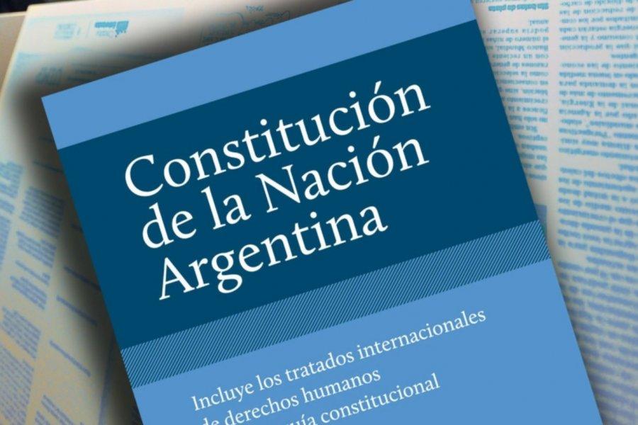 A respetar la Constitución