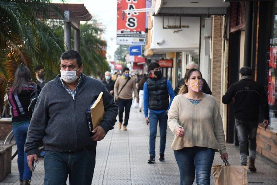 Baja temperatura y probabilidad de lluvias aisladas para Corrientes