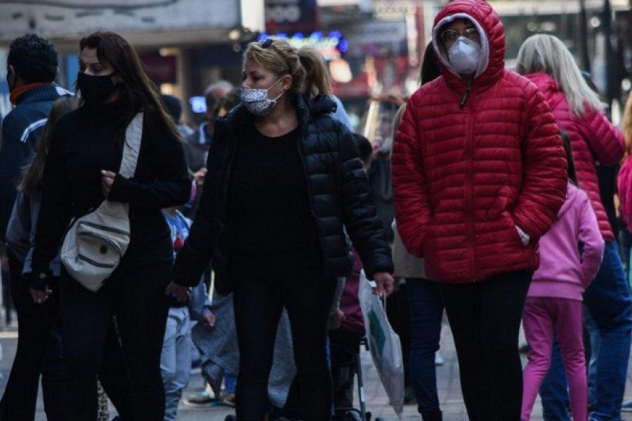Confirman 43 nuevas muertes por coronavirus: Argentina suma 11.710 víctimas fatales