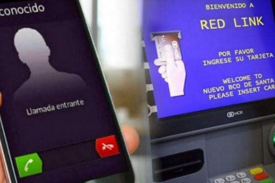 Alertan sobre estafas telefónicas en época de pandemia