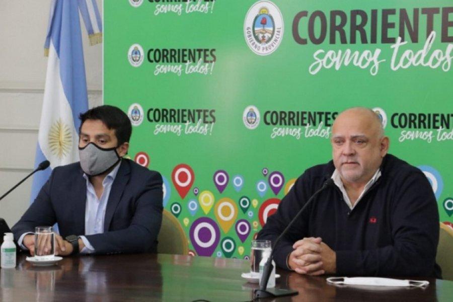 Corrientes: Se podrán conocer resultados de testeos por internet