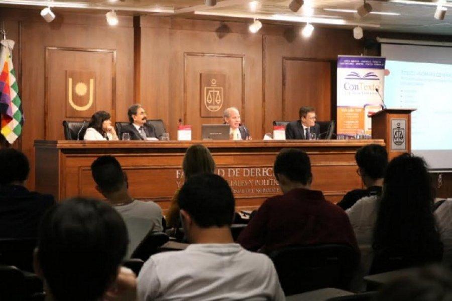 Nuevo Código Procesal Penal: El sueño de la reforma surgió en la Facultad de Derecho de la UNNE