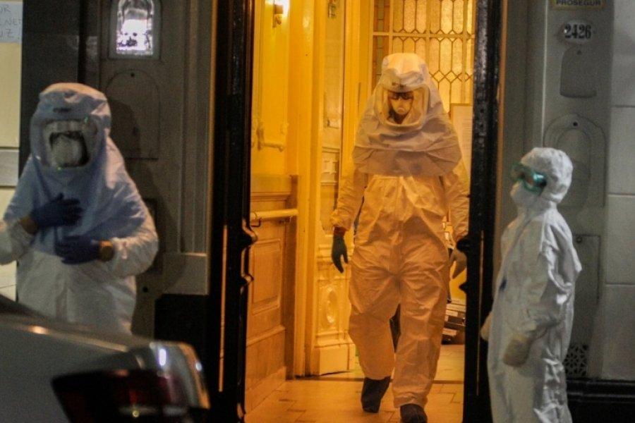 Se registraron 185 muertes y 11892 nuevos casos de Coronavirus en Argentina