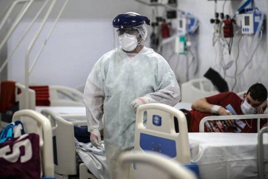 Confirman 58 nuevas muertes por coronavirus en el país: Ya son 11.910 los fallecidos