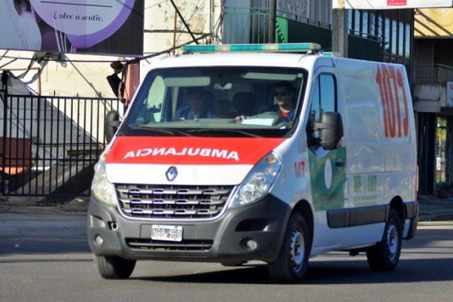 Corrientes: Chóferes de ambulancias solicitan recomposición salarial