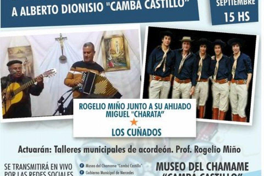 Peña virtual en Homenaje a Alberto Dionisio