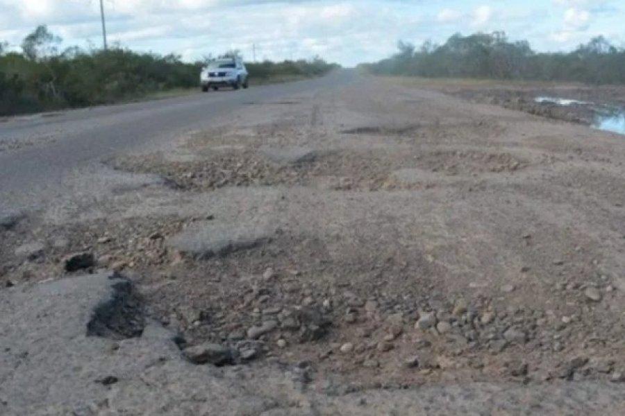 Sauce: Pobladores reiteraron el pedido para que se inicien las obras de la Ruta 126