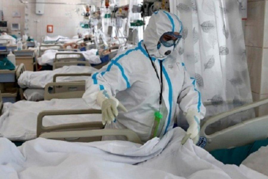 Coronavirus en Chaco: Con 122 nuevos contagios el total superó los 7.000 casos