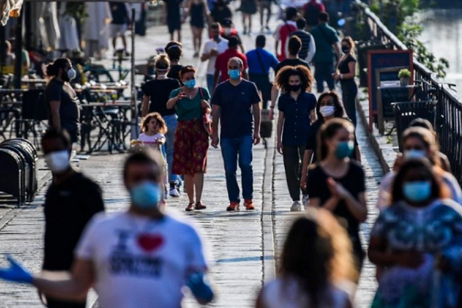 La OMS advierte que la transmisión del coronavirus en Europa es alarmante