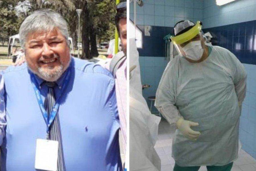El Coronavirus se llevó la vida de otro médico, hijo de una correntina
