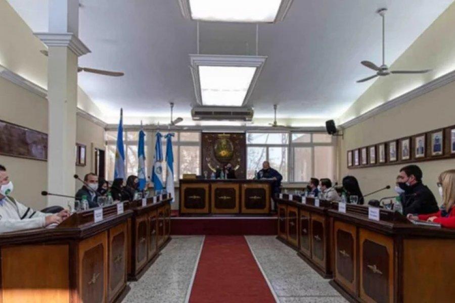 El Concejo Deliberante de Monte Caseros suspende actividades