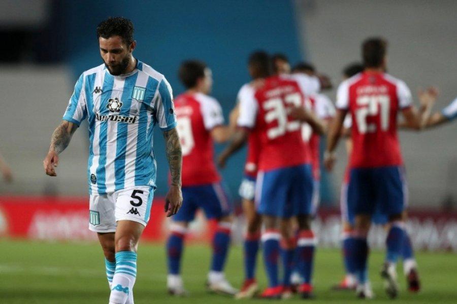 Copa Libertadores 2020: Racing cayó 1-0 ante Nacional en Avellaneda