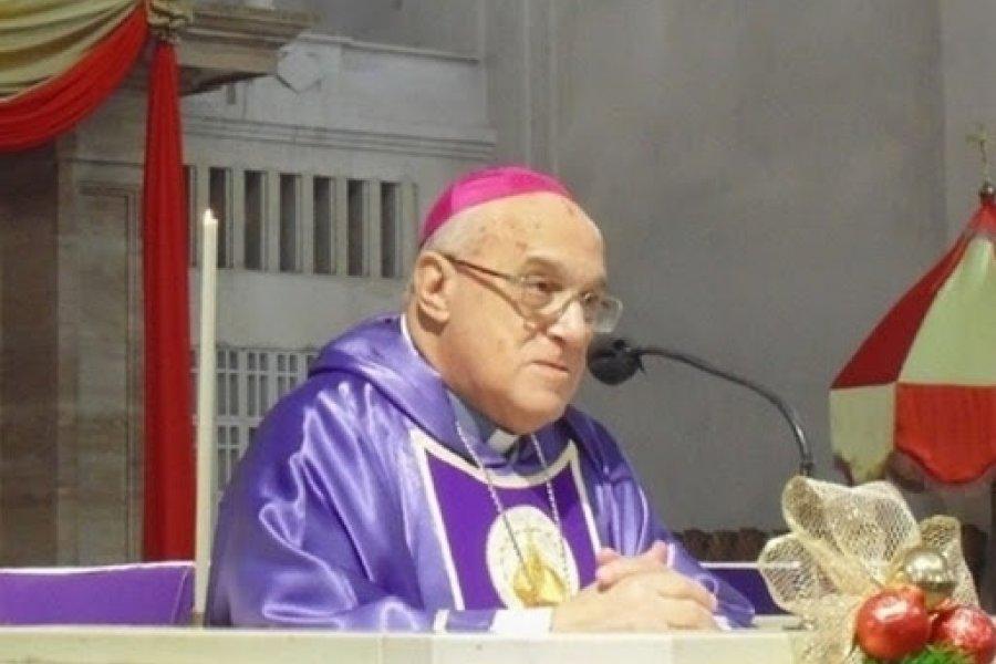 Monseñor Castagna: Cristo único e insustituible autor de la fe