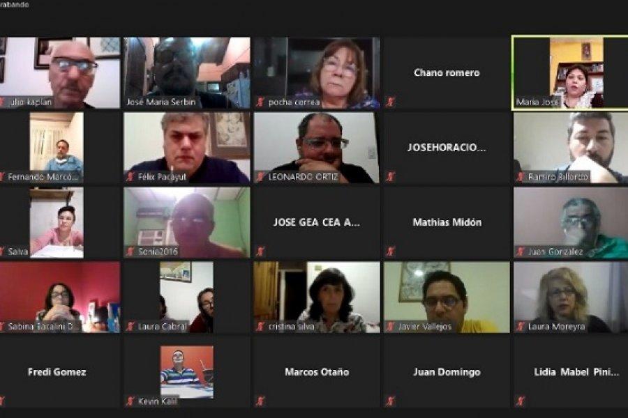 Mesa de Emergencia Social: Corrientes enviará informes a Nación