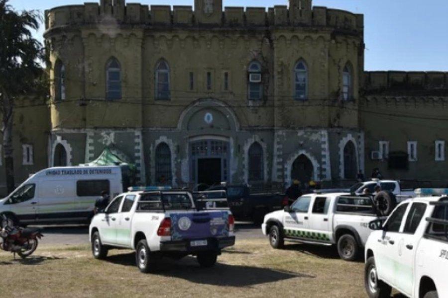 Penal 1: Aislaron a un preso con síntomas de Coronavirus
