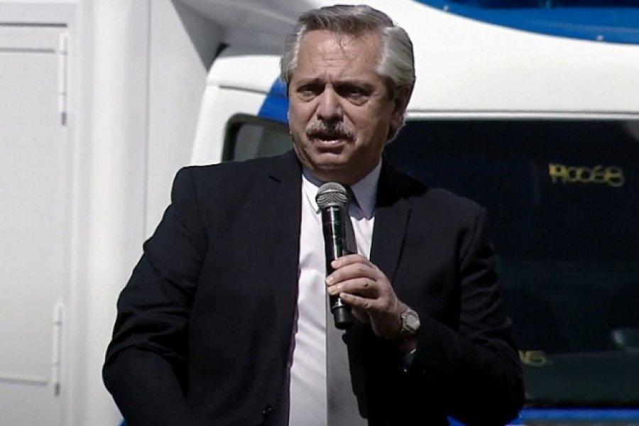 Alberto anunció regularización en salarios de fuerzas de seguridad