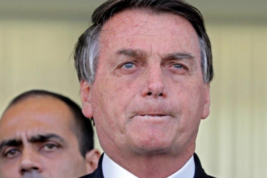 """Para Jair Bolsonaro respetar el aislamiento es para """"los débiles"""""""