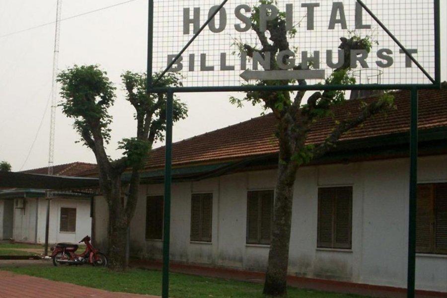 El gobernador Valdés decidió la intervención del hospital Ricardo Billinghurst