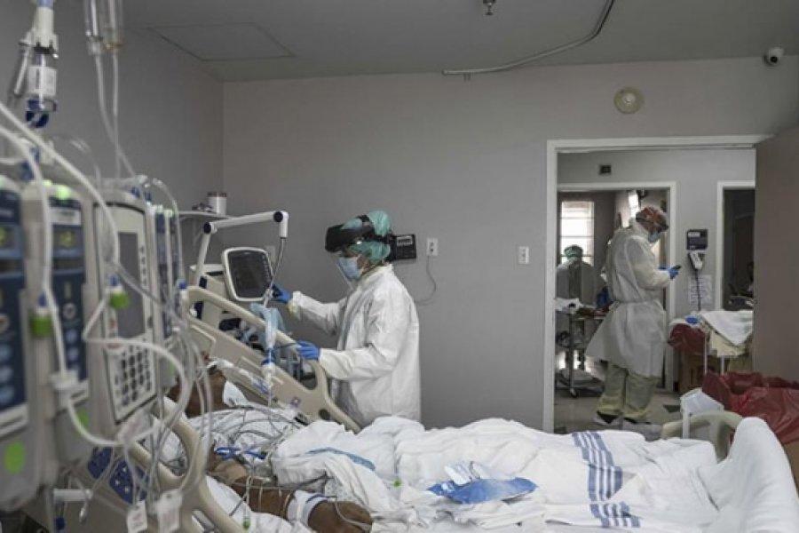 Hospital de Campaña: Otra muerte por Coronavirus en Corrientes