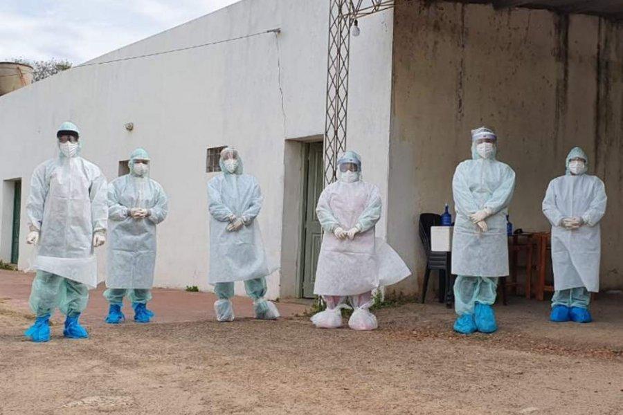 Coronavirus en Monte Caseros: Se realizaron 28 nuevos hisopados