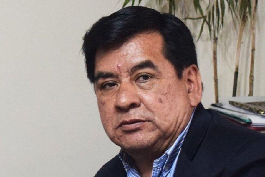 Murió el intendente de Jujuy Hugo Mamani por coronavirus