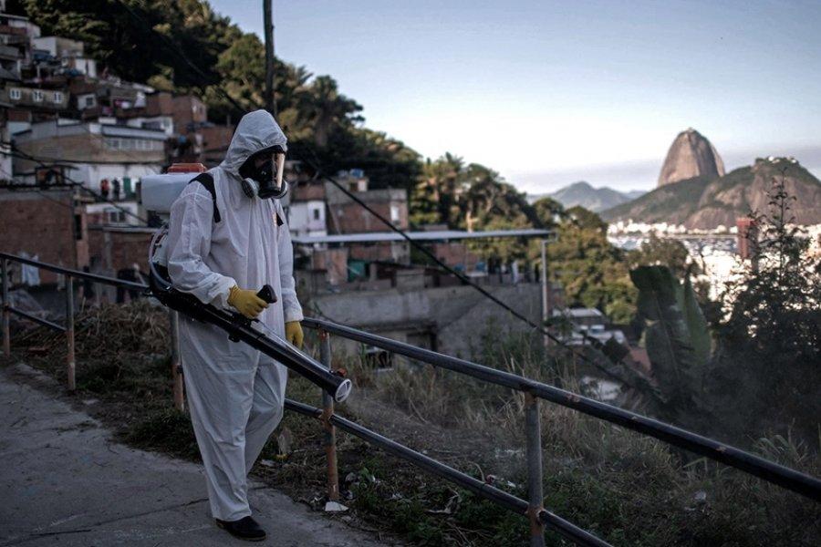 Brasil superó los 4,5 millones de casos de coronavirus y las 136.000 muertes