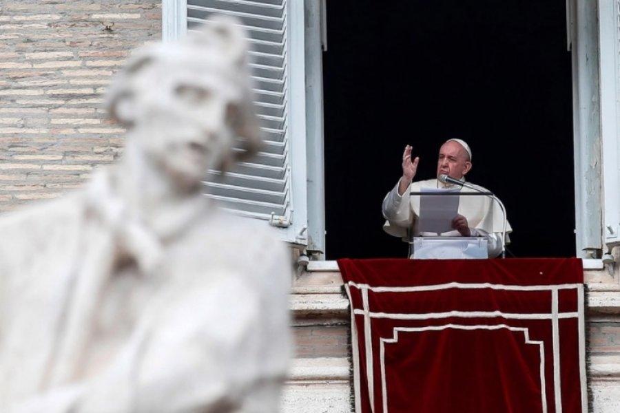 """El papa Francisco criticó la meritocracia: """"Con esa lógica se pasa de ser el primero a ser el último"""""""