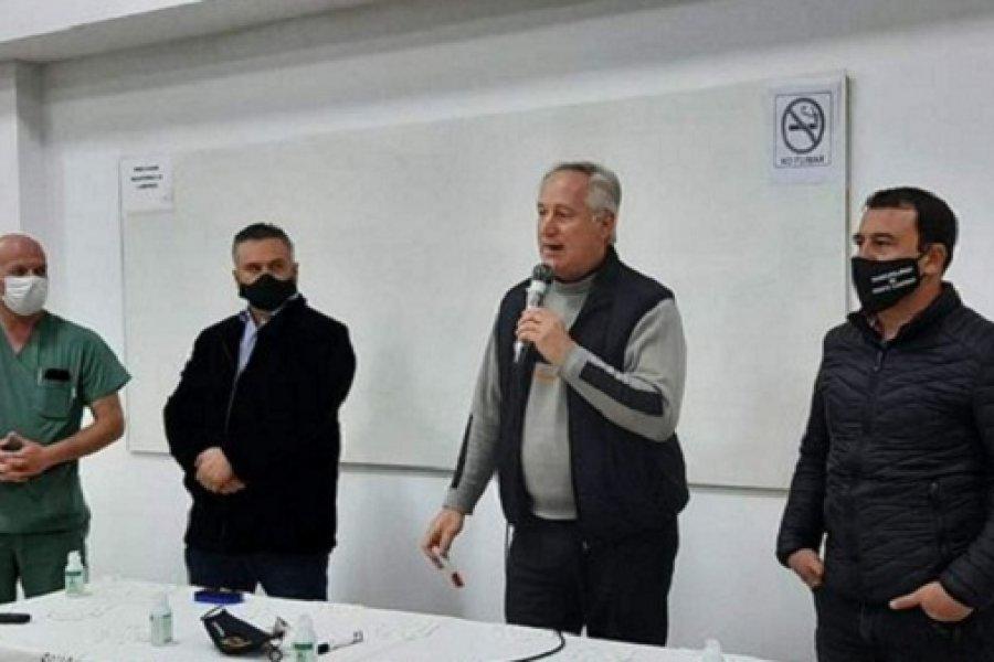 Monte Caseros: Confirman dos nuevos casos de Coronavirus