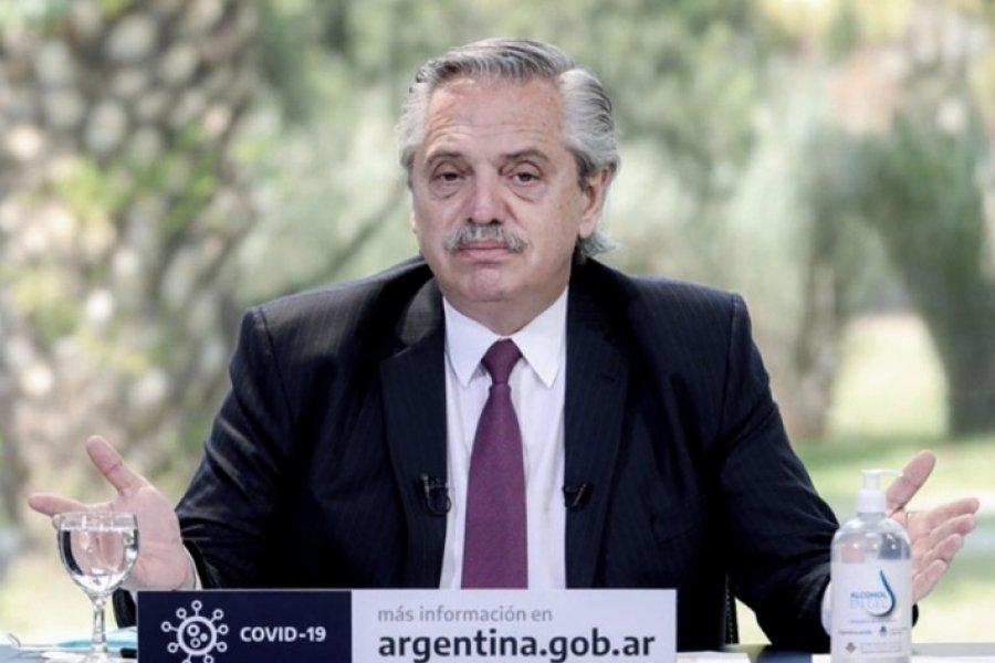 """Alberto Fernández: """"Ningún negocio puede ser más importante que el lugar donde vivimos"""""""