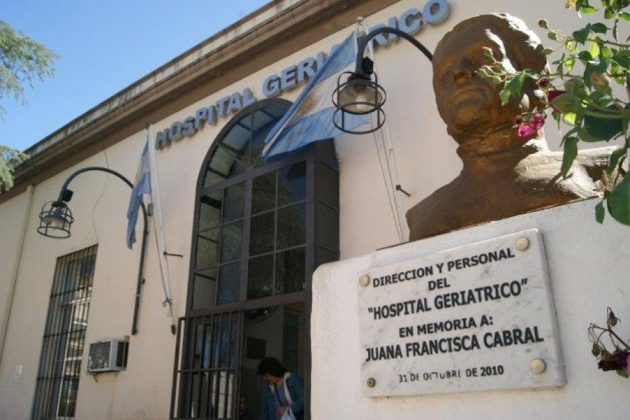 Son seis los casos de coronavirus en el Hospital Geriátrico de Corrientes